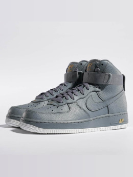 Nike Sneaker Air Force 1 High 07 grau