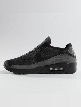 Nike sneaker Flyknit grijs