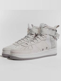 Nike sneaker Sf Af1 Mid Suede grijs