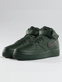 Nike Sneaker Air Force 1 Mid '07 grün