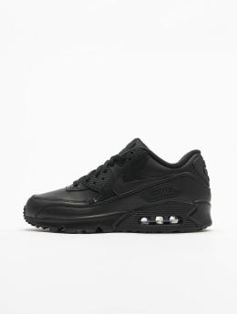 Nike Sneaker Air Max 90 Leather nero