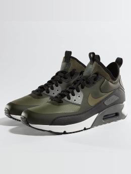 Nike sneaker Air Max 90 Ultra Mid Winter olijfgroen