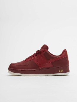 Nike Sneaker Air Force 1 '07 rosso