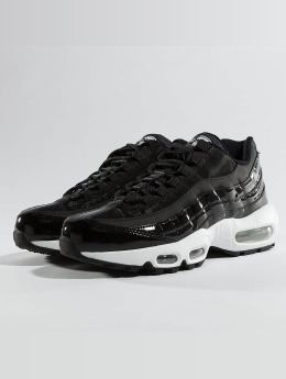 Nike Frauen Sneaker Special Edition Premium in schwarz