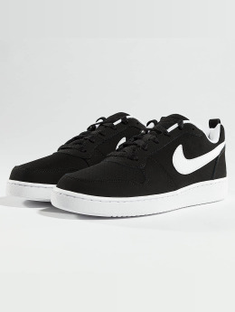 Nike Sneaker Court Borough Low schwarz