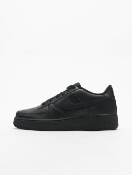 Nike Sneaker Air Force 1 Kids schwarz