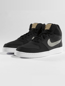 Nike sneaker Court Borough Mid zwart
