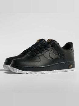 Nike / sneaker Air Force 1 '07 in zwart