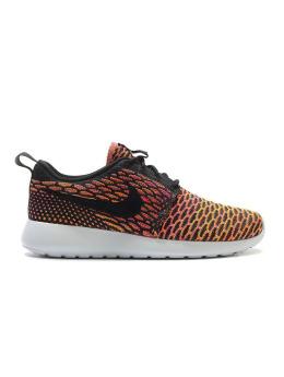 Nike sneaker Roshe One Flyknit zwart