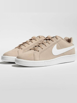 Nike Sneakers Court Royale Suede beige