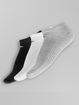 Nike Socken 3 Pack No Show Lightweight grau