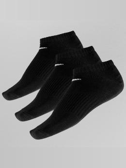 Nike Sokker 3 Pack No Show Lightweight svart