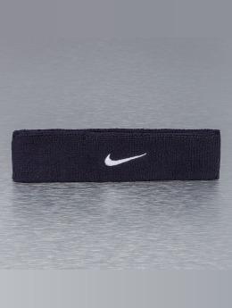 Nike Sweat Band Swoosh Headbands  blue