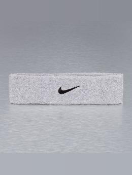 Nike Sweat Band Swoosh Headbands  gray