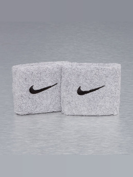 Nike Sweat Band Swoosh Wristbands  grey
