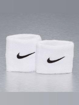Nike Sweat Band Swoosh Wristbands  white