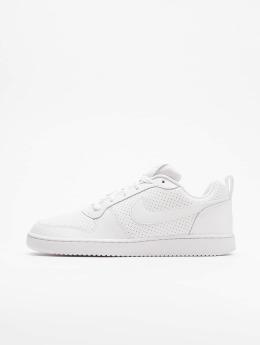 Nike Tøysko Court Borough Low hvit