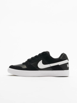 Nike Tennarit SB Delta Force Vulc Skateboarding musta