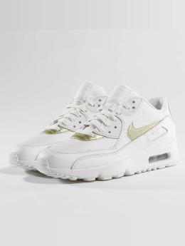 Nike Tennarit Air Max 90 Leather (GS) valkoinen