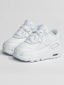Nike Zapatillas de deporte Air Max 90 Leather Toddler blanco