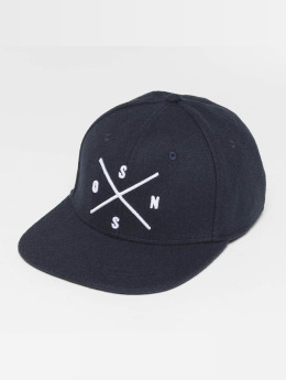 Only & Sons snapback cap onsCris blauw