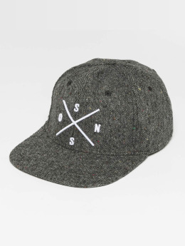 Only & Sons onsCris Snapback Cap Medium Grey Melane