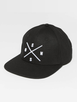 Only & Sons Snapback Caps onsCris musta