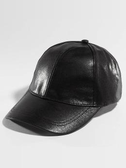 Only snapback cap onlDallas PU zwart