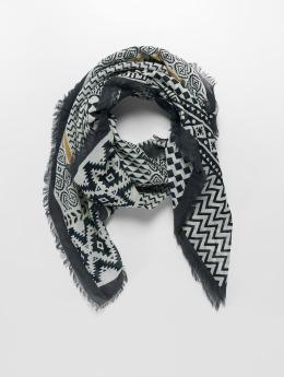 Oxbow Шарф / платок Quotana Printed Square черный