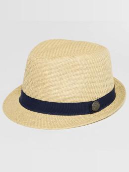 Oxbow hoed Egom Braided Straw beige