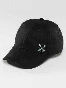 Oxbow snapback cap Escoz Solid zwart