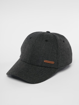 Oxbow Snapback Caps K2azhi Winter šedá