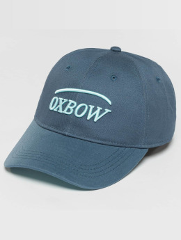 Oxbow Snapback Caps Elini Plain sininen