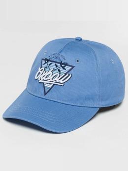 Oxbow Snapback Caps Eremo Solid sininen