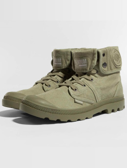Palladium Boots Pallabrouse olive
