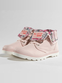 Palladium Boots Baggy Low LP rosa chiaro
