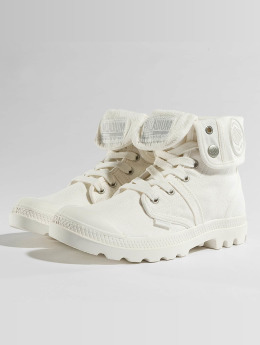 Palladium Chaussures montantes Pallabrouse blanc