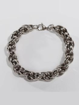 Paris Jewelry Männer,Frauen Armband Stainless Steel in silberfarben