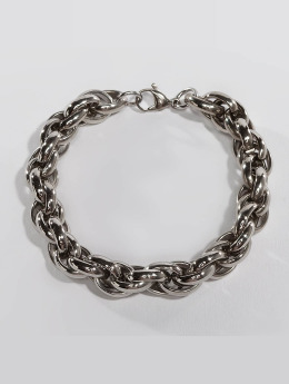 Paris Jewelry armband Stainless Steel zilver