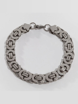 Paris Jewelry Bracelet Stainless Steel silver