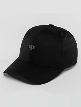 Pelle Pelle snapback cap Icon Plate zwart