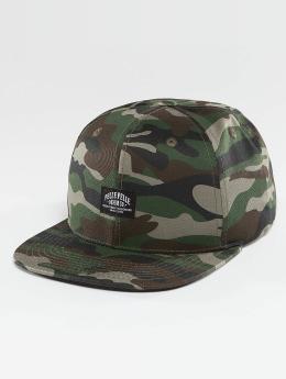 Pelle Pelle Snapback Caps Core Label camouflage
