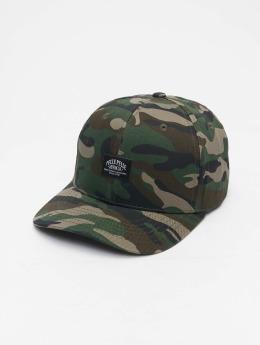Pelle Pelle Snapback Caps Core Label kamufláž