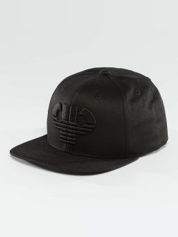 Pelle Pelle Snapback Caps Icon musta