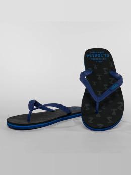 Petrol Industries Chanclas / Sandalias Summer  azul