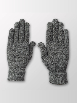 Pieces pcNew Buddy Melange Smart Gloves Black/Black/Cloud Dancer