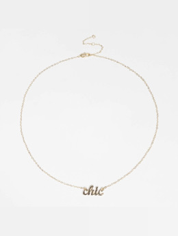 Pieces ketting pcMila goud