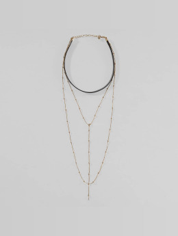 Pieces ketting pcNanna goud