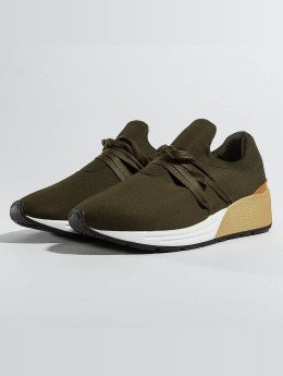 Pieces Sneaker psMary olive