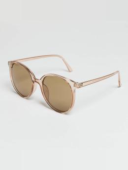 Pieces Sonnenbrille pcIsidora Beach braun